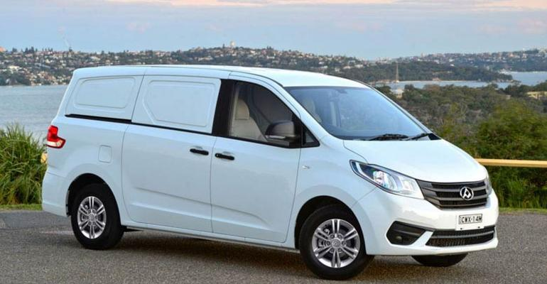 Study detects structural safety flaws in Chinesebuilt van