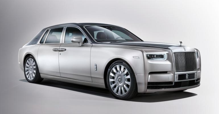 New Phantom heralds end of RollsRoycersquos monocoquearchitecture era
