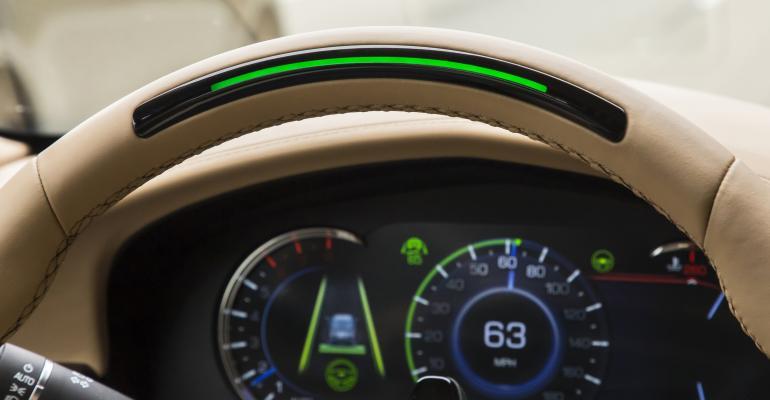 Cadillac Super Cruise Superb Step Toward Autonomy