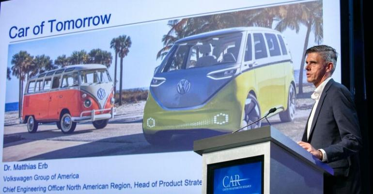 Erb ID Buzz concept draws more than looks from original Microbus