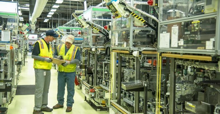 Toyota39s Buffalo WV transmission plant gets 115 million investment