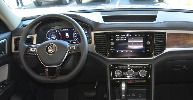 VW Atlas39 user experience ideal for long haul or short trip across town