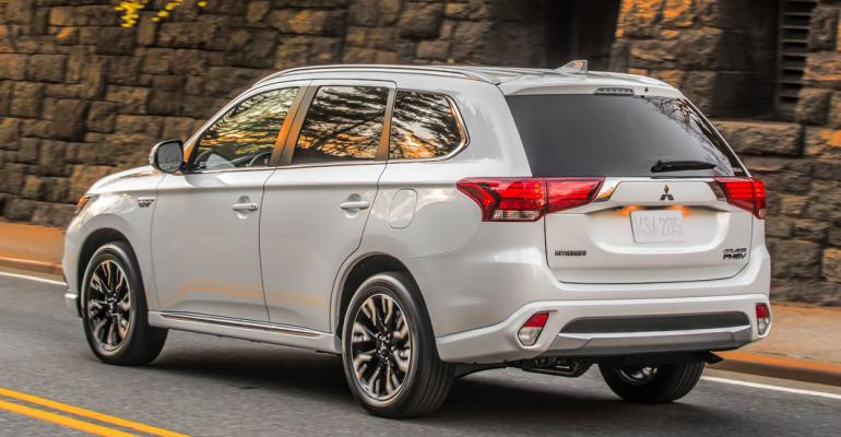V2G service available to Mitsubishi Outlander PHEV