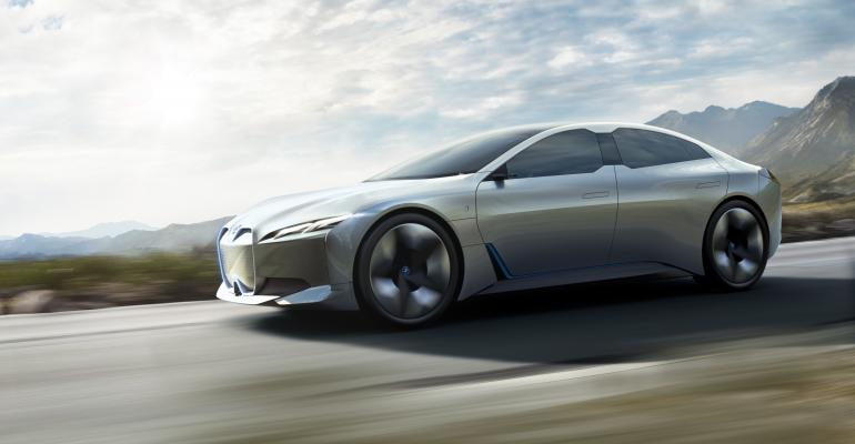 Work on production version of i Vision Dynamics concept under way