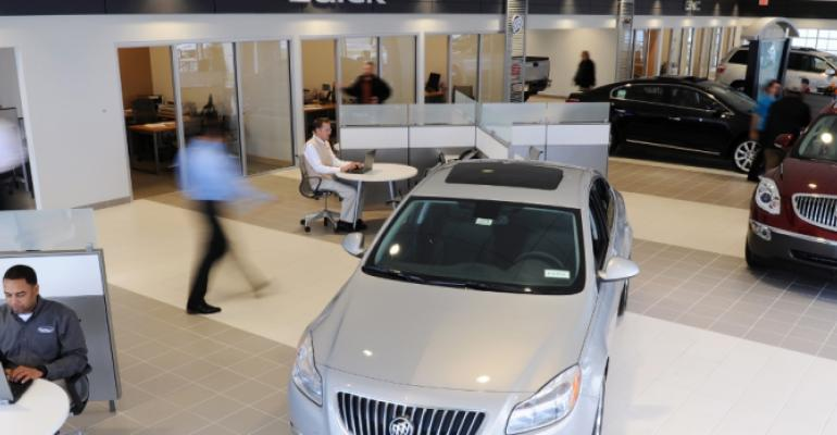 ldquoMany people would like to know how a dealership worksrdquo Miller says