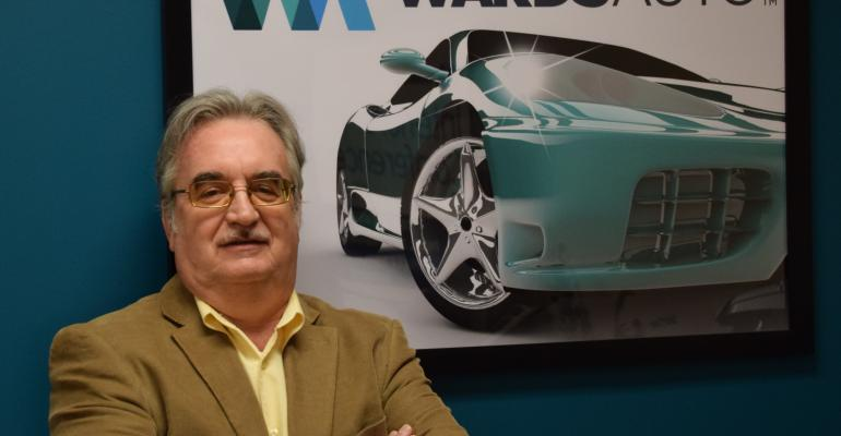 Binder spent more than four decades covering industry for WardsAuto