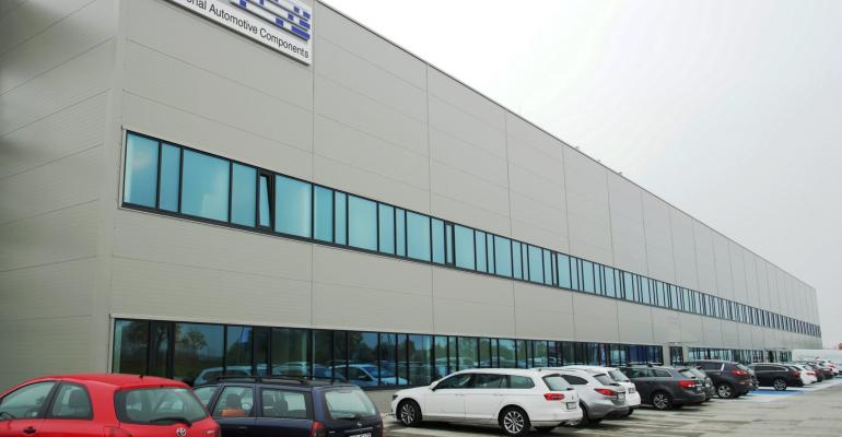 Plant will specialize in highend vehicle interiors