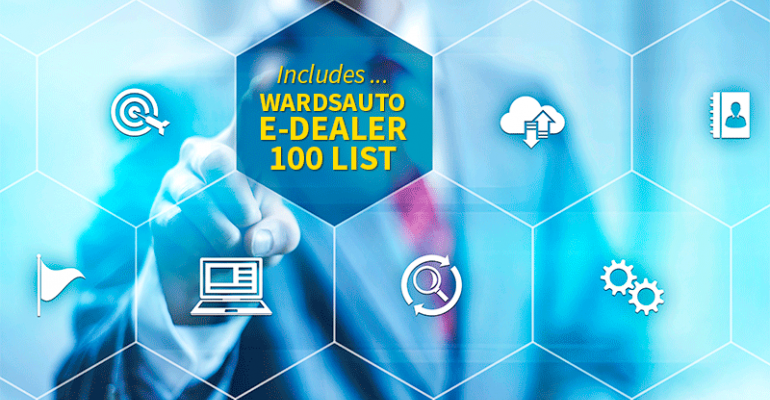Big Story: WardsAuto e-Dealer 100 Standouts Tell How They Do Digital
