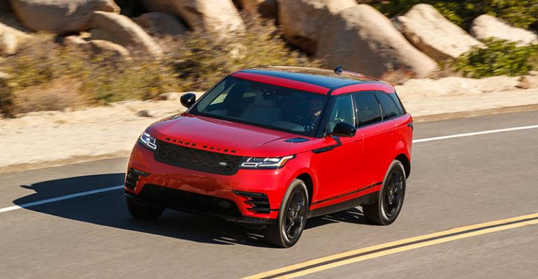Velar offers silky onroad character backed by rugged offroad capability
