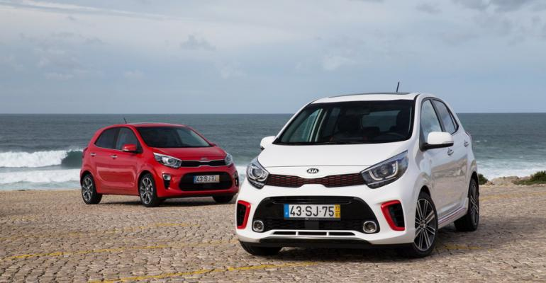 Kia India plantrsquos first product may be similar to Picanto city car