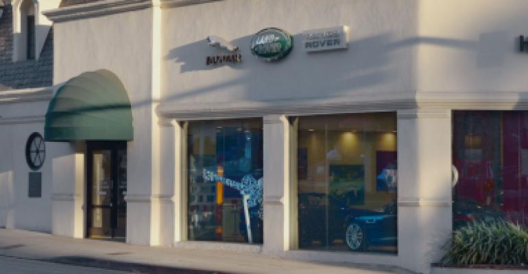 One of Pendragon grouprsquos nine Southern California dealerships