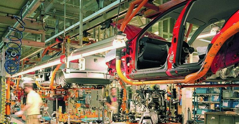 Spanish assembly lines likely wonrsquot turn out 3 million units as previously predicted