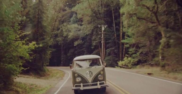 Car Commercials Nostalgic Vw Spot Tops Most Viewed Car Ad List Wardsauto