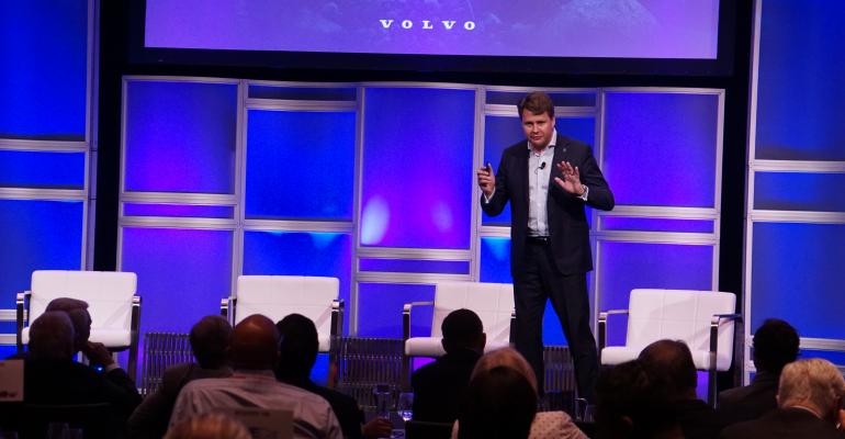New York dealers were tough ldquoreally toughrdquo Gustafsson tells LA conference audience