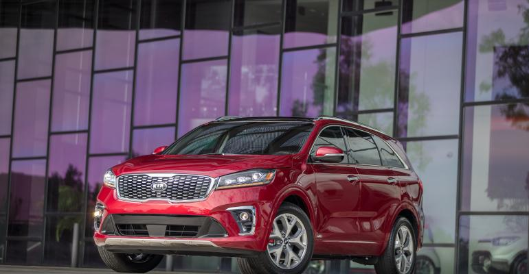 Refreshed Sorento both rugged and refined automaker says