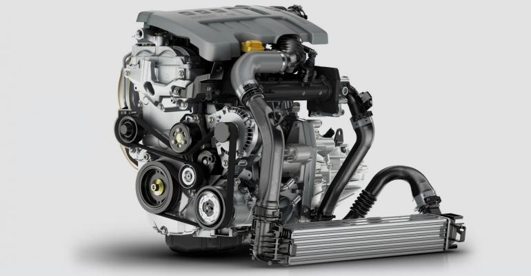 TCersquos features include higherpressure directfuel injection redesigned combustion chamber