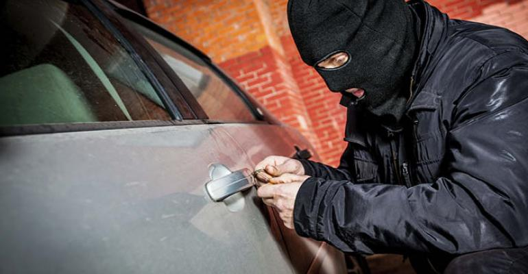 Car thieves adding electronic gadgetry to tools of trade