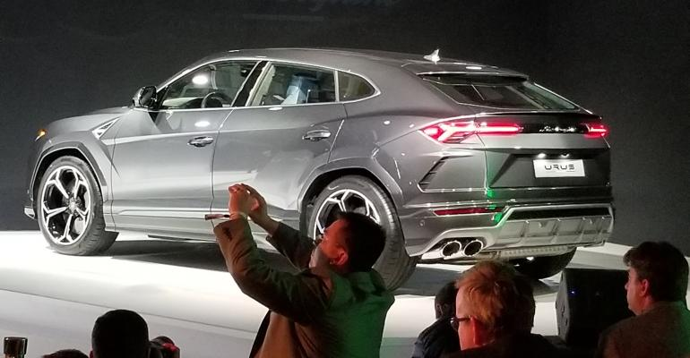 Urus considered worldrsquos fasted SUV ndash 0 to 62 mph in 36 seconds