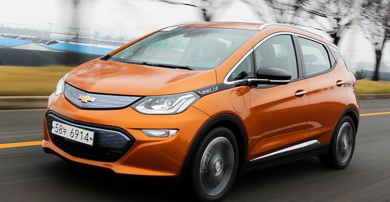 Bolt will face off against EV offerings from Hyundai Kia