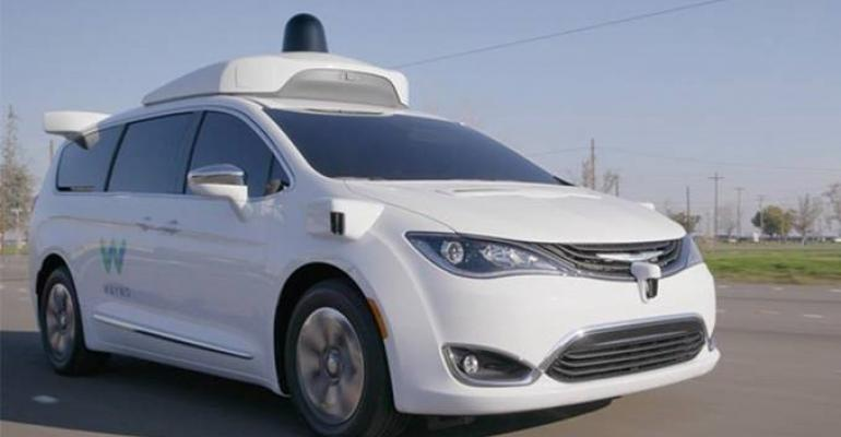 Google subsidiary Waymo has carved out 91 acres of Castle real estate as exclusive testing area