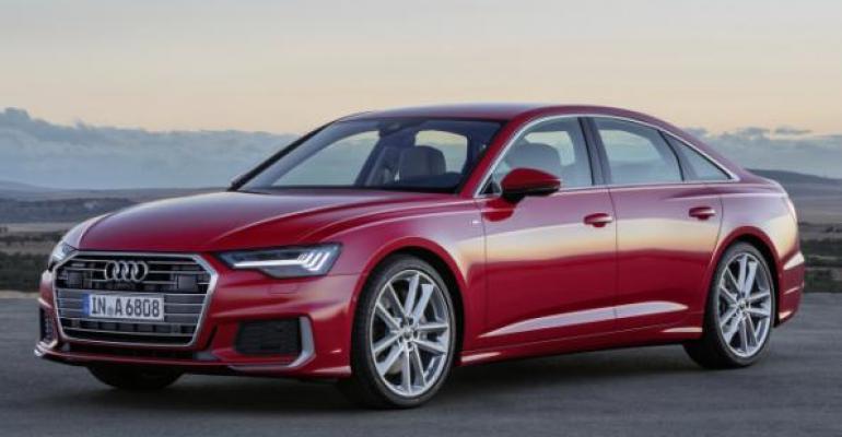 48V mildhybrid system standard in all Audi A6 engines