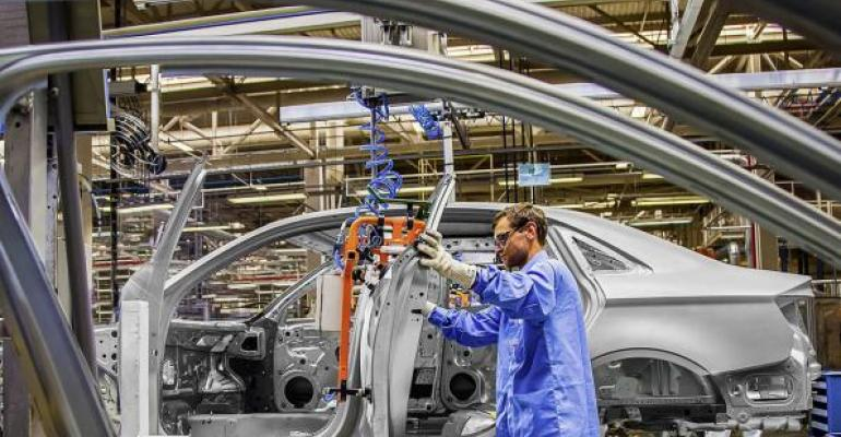 Audi Brazil plant running but new investment on hold without government incentives in place