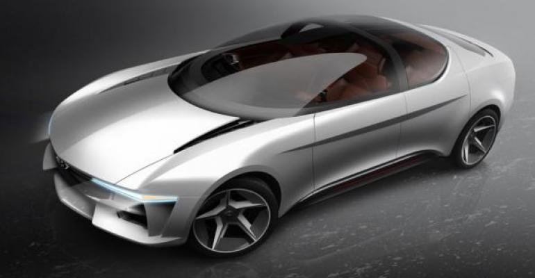 Giugiaro39s concept EV designed to feed power back to electrical grid
