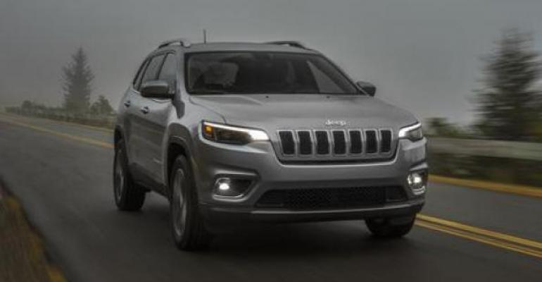 rsquo19 Jeep Cherokee arrives at dealerships this month