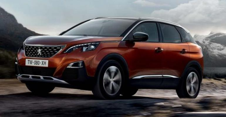 Peugeot 3008 to be joint venturersquos inaugural product analyst says