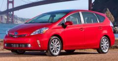 2012 Model: Toyota Prius V
