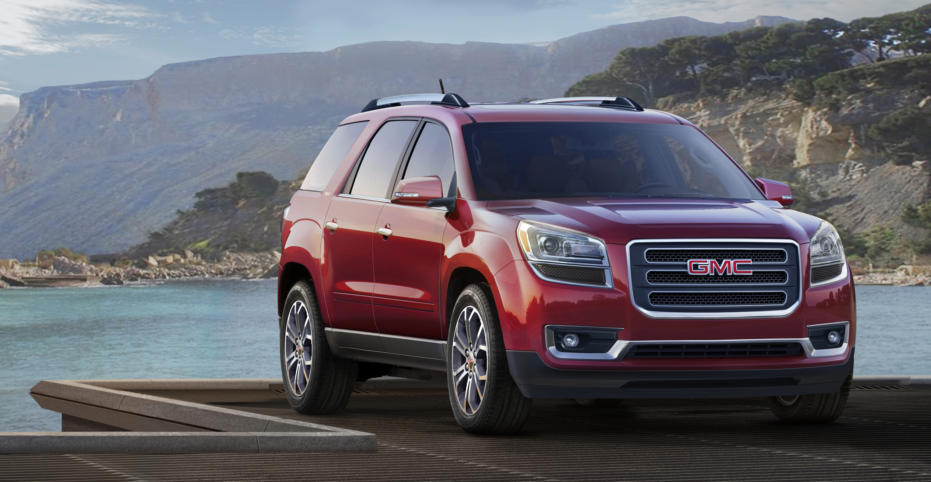 denali style details grille denaliz acadia g e products z classics stainlesssteel gmc