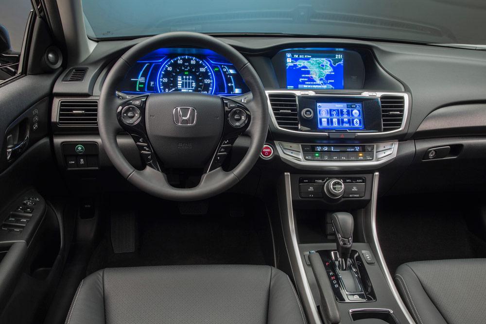 Accord Hybrid\'s Unique Powertrain Delivers High Mileage, So-So ...