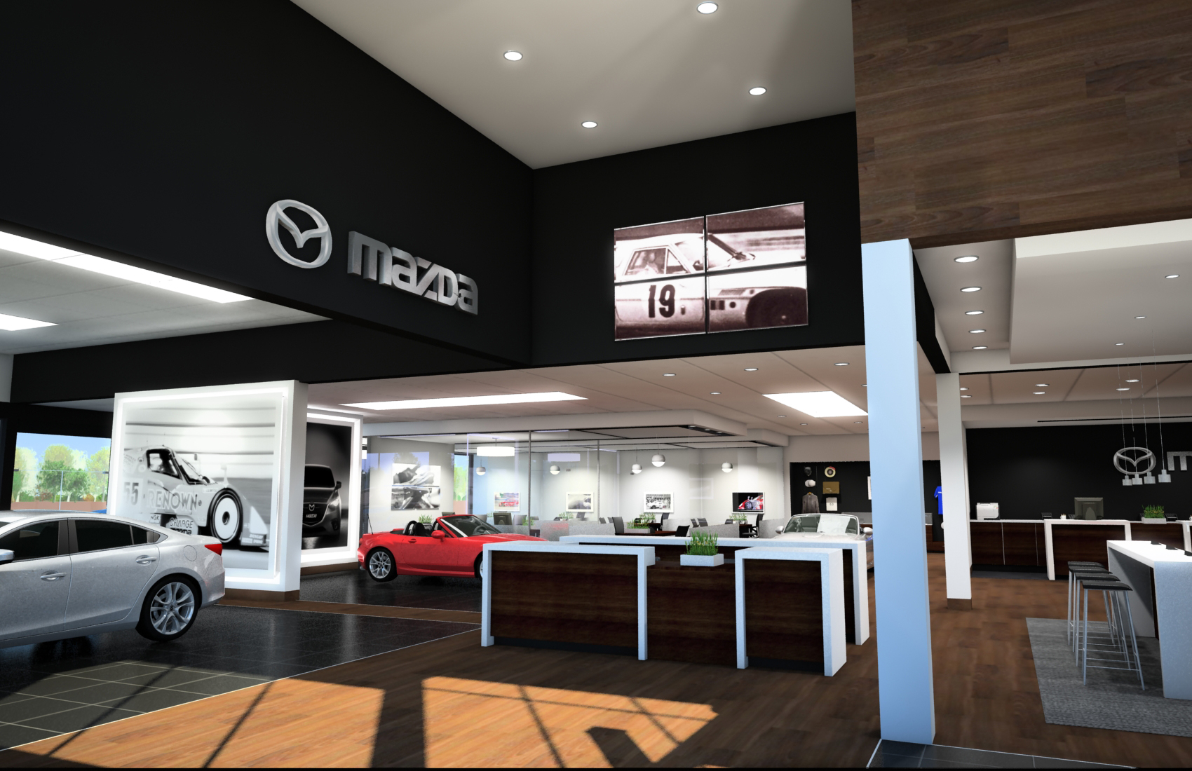 dealership youtube locations watch way video mazda norton
