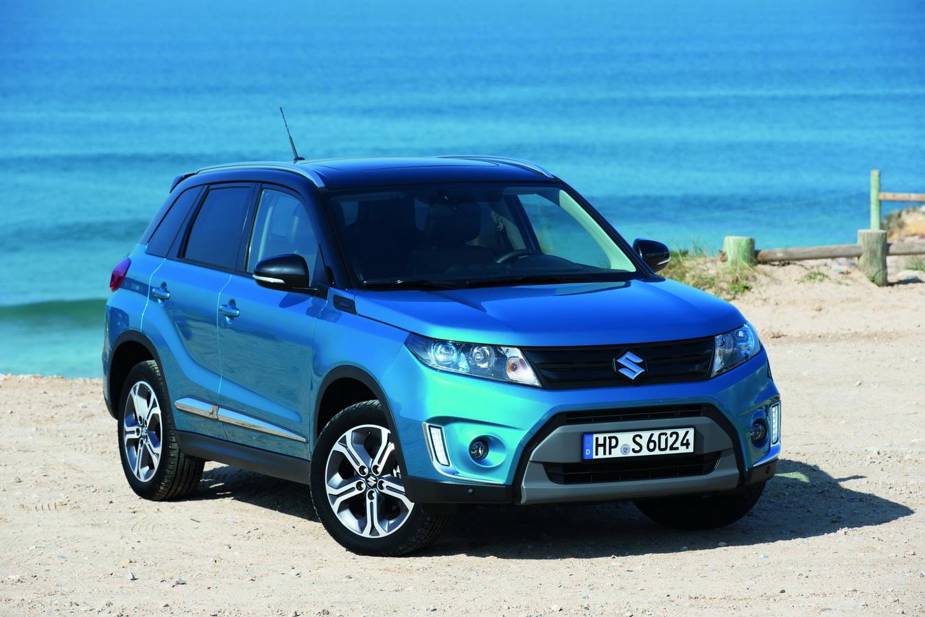 2015 Suzuki Vitara UK Price